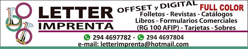 Letter Imprenta