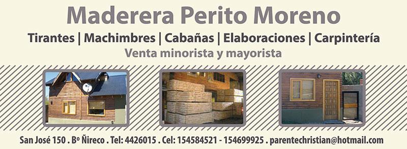 Maderera Perito Moreno S.a.
