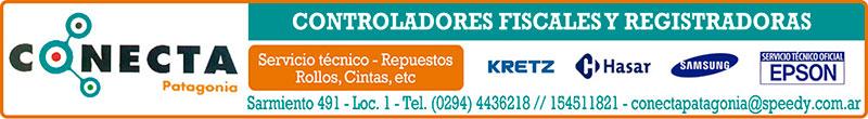 Conecta Patagonia Srl. Controlador Fiscal