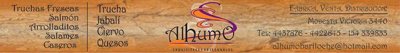 Ahumadero Alhumo, Fàbrica, Venta y Dist.truchas Frescas