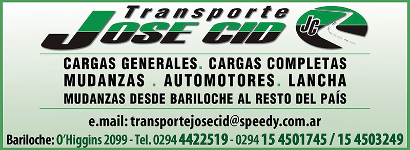 Transporte Jose Cid