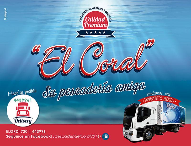Pescaderia El Coral