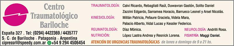Centro Traumatologico Bariloche