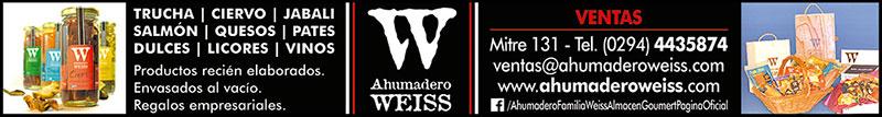 Ahumadero Familia Weiss, Ventas