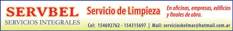 Servbel, servicios integrales