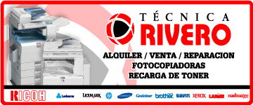 TECNICA RIVERO, Distribuidor Oficial RICOH