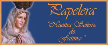 Papelera Nuestra Señora de Fatima