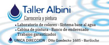 Taller Albini,  Chapa y Pintura