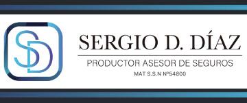 Sergio D. Diaz, Seguros Generales