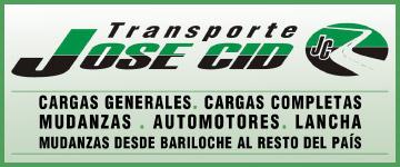Transporte Jose Cid