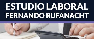 ESTUDIO LABORAL FERNANDO RUFANACHT